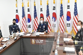 The 45th ROK-U.S. MCM Held Virtually 대표 이미지